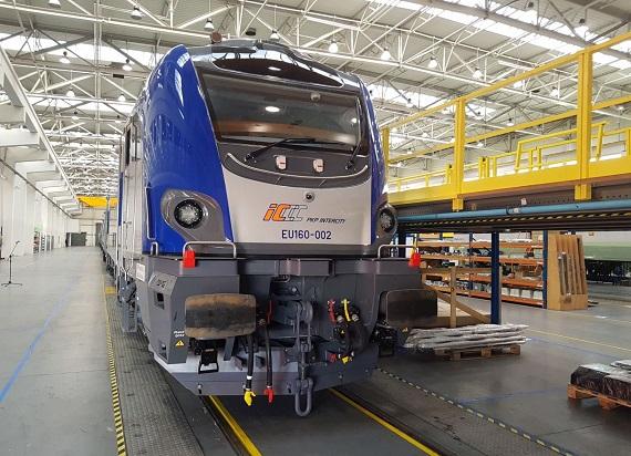 PKP Intercity – Kolej Dużych Inwestycji