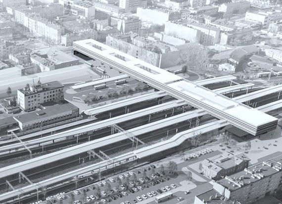 Nowy dworzec Częstochowa Główna – znamy plan inwestycji
