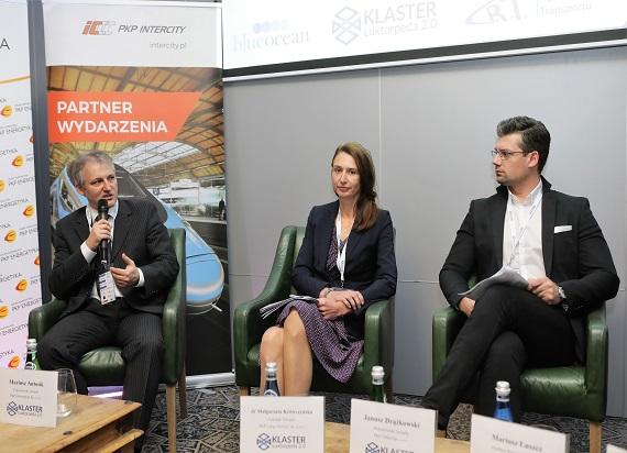 Strategia rozwoju informatyki dla kolei – debata ekspertów podczas VI Kongresu Rozwoju Transportu