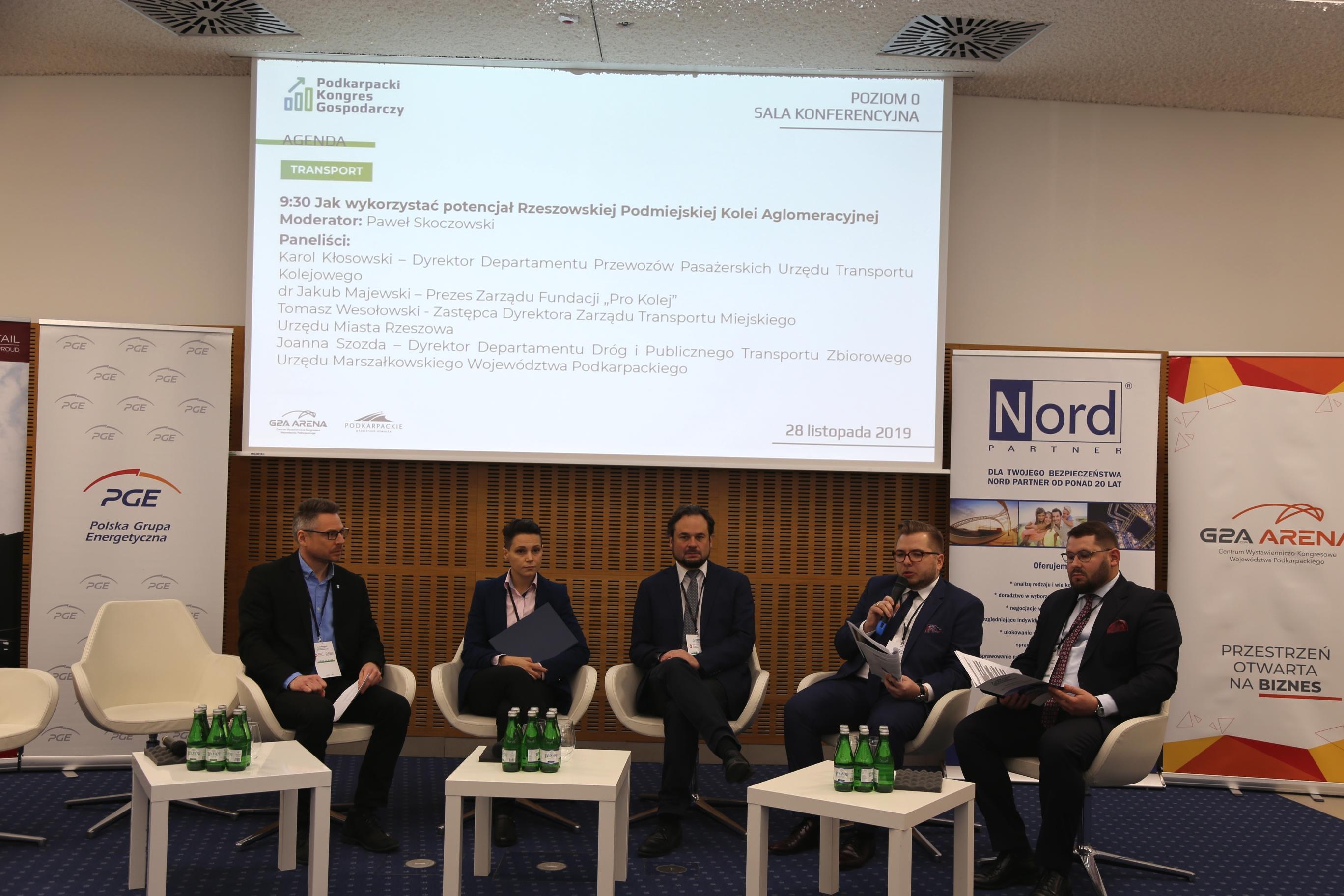 Jak wykorzystać potencjał Rzeszowskiej Podmiejskiej Kolei Aglomeracyjnej?