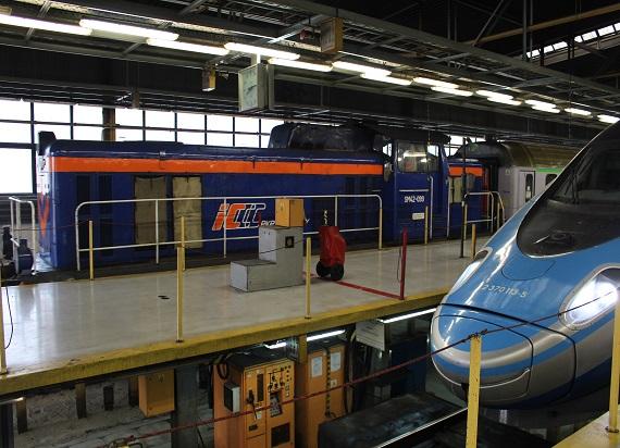 Lokomotywy manewrowe PKP Intercity SM42 zostaną gruntownie zmodernizowane
