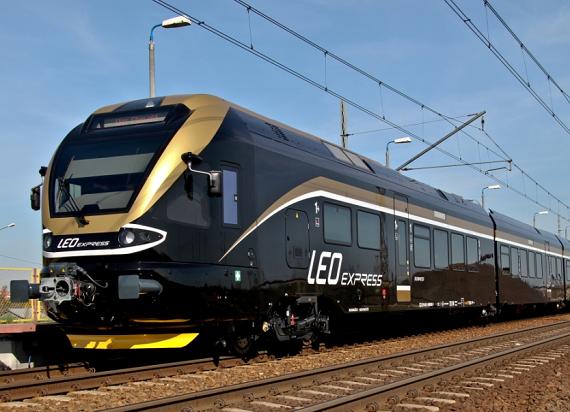 LEO Express ma problemy z połączeniem do Wrocławia