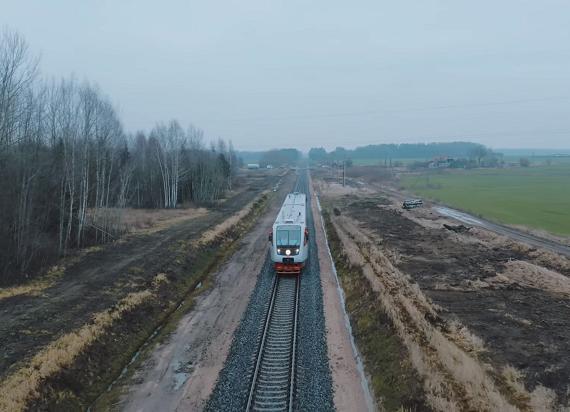 Rafineria w Możejkach odzyskała kolejowe połączenie z Łotwą