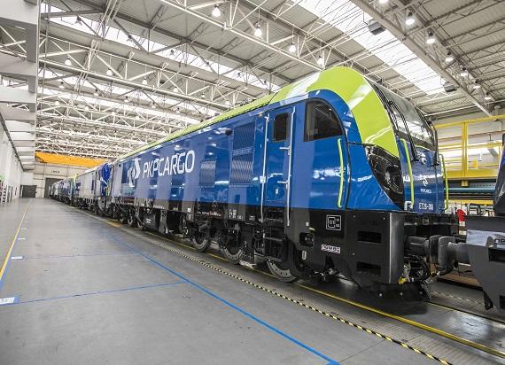 Rekordowe zamówienia na 121 lokomotyw dla PKP rozpoczęte [ZDJĘCIA]