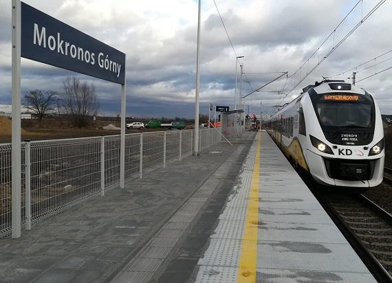 Od niedzieli 4 nowe przystanki na Dolnym Śląsku dostępne dla pasażerów