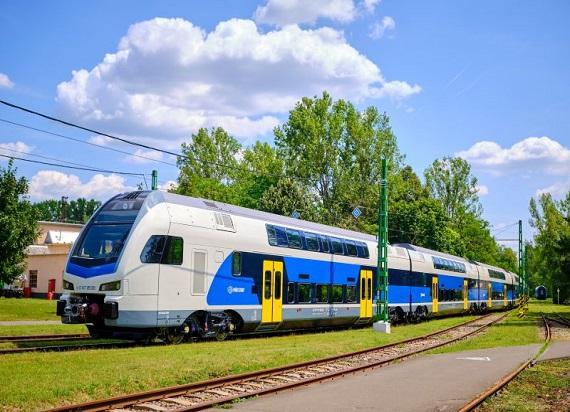 Stadler dostarczy 21 dodatkowych pociągów KISS do Kolei Węgierskich