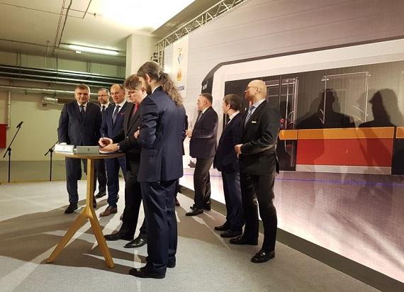Skoda z umową na pociągi dla Metra Warszawskiego. Pierwszy za 20 miesięcy