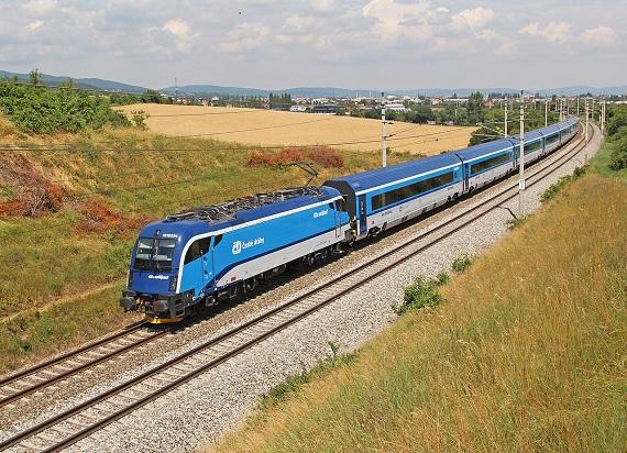 Koleje Czeskie ogłosiły duży przetarg na kupno 90 lokomotyw