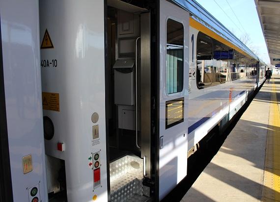 90 zmodernizowanych wagonów 174A trafiło do PKP Intercity 5 miesięcy przed terminem [ZDJĘCIA]