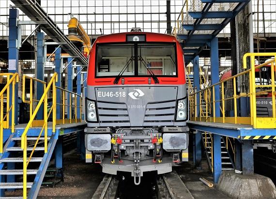 PKP Cargo z kompletem 20 najnowcześniejszych lokomotyw w Europie [ZDJĘCIA]
