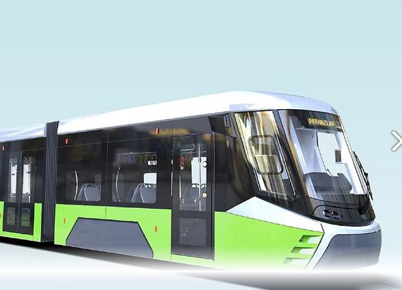 Pierwszy turecki tramwaj jest już w drodze do Olsztyna [WIDEO]