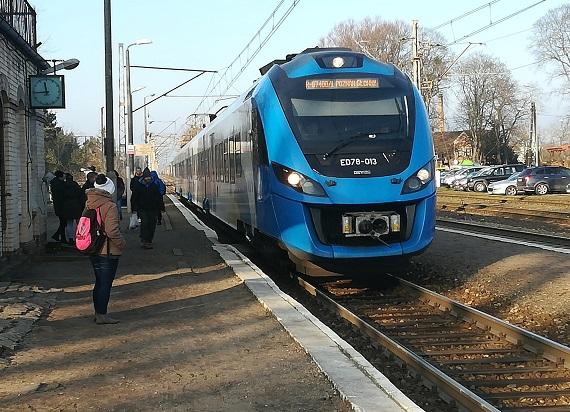 PLK podpisały umowy za 1,4 mld zł na modernizację E59 Szczecin – Poznań
