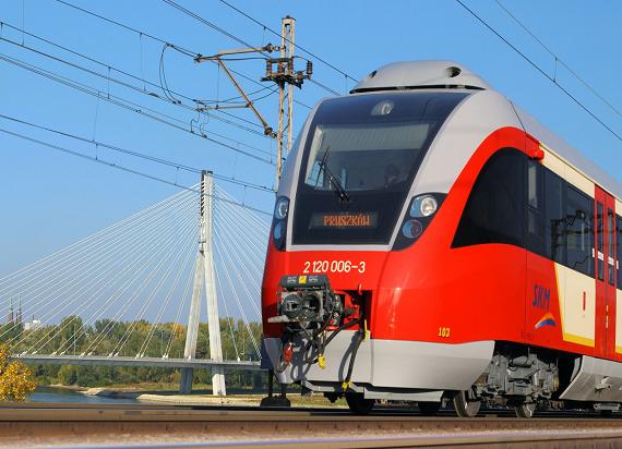 SKM Warszawa wydzierżawi dwa 14WE, które kiedyś sprzedała