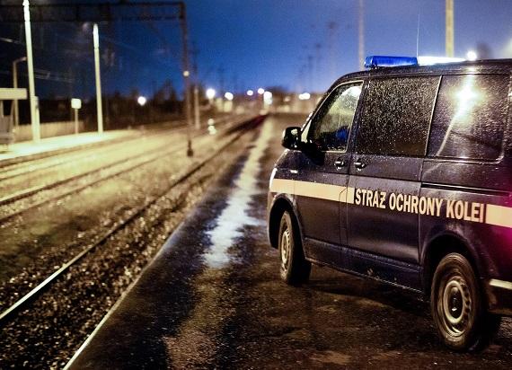 Łódź: Grafficiarz złapany na gorącym uczynku. Grozi mu do 5 lat więzienia