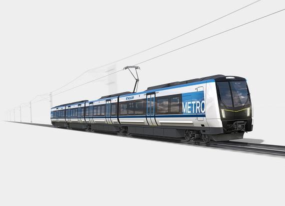 Stadler dostarczy 42 składy Metra do Newcastle upon Tyne