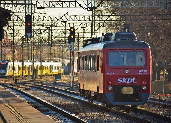 18 lat temu wyruszył w trasę pierwszy pociąg SKPL