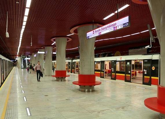 Nowe stacje metra na Woli zostaną przyłączone do linii M2
