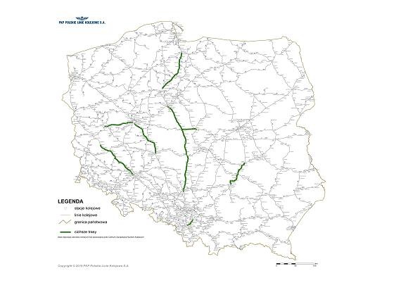 Gdzie w Polsce i w innych państwa europejskich powstaną ciche sekcje tras kolejowych? [MAPY]
