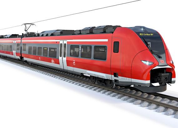 DB Regio zamówiło 18 EZT od Siemens Mobility
