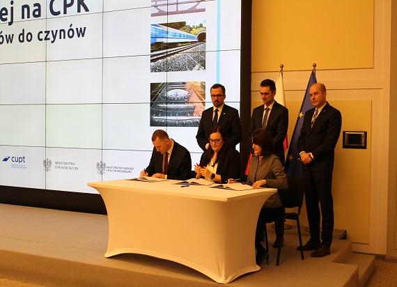 Dofinansowanie z UE na pierwszy odcinek polsko-czeskiej linii kolejowej Katowice-Ostrawa