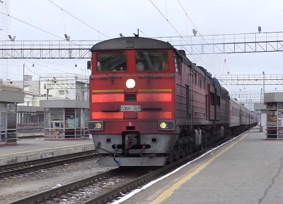 Jak wygląda podróżowanie koleją w Rosji?