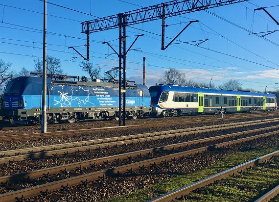 Kolejowe podsumowanie lutego. Najważniejsze wydarzenia na kolei