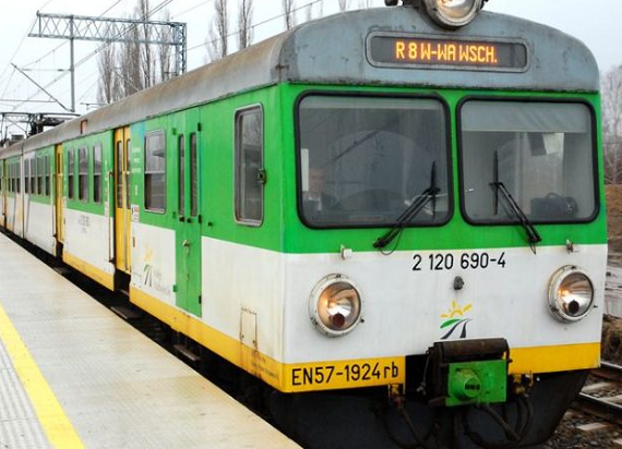 Koleje Mazowieckie przywracają część pociągów zawieszonych z powodu pandemii
