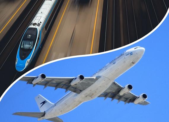 Pociąg kontra samolot. Jaki środek transportu wybrać na terenie Polski?