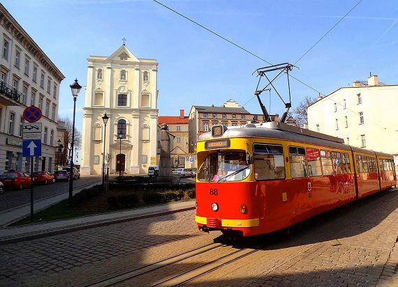 Grudziądz nadal bez nowych tramwajów. Jako ostatnie tramwajowe miasto w Polsce