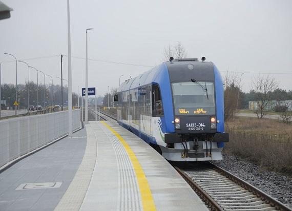 Lepszy dostęp do kolei na trasie Szczytno – Ełk