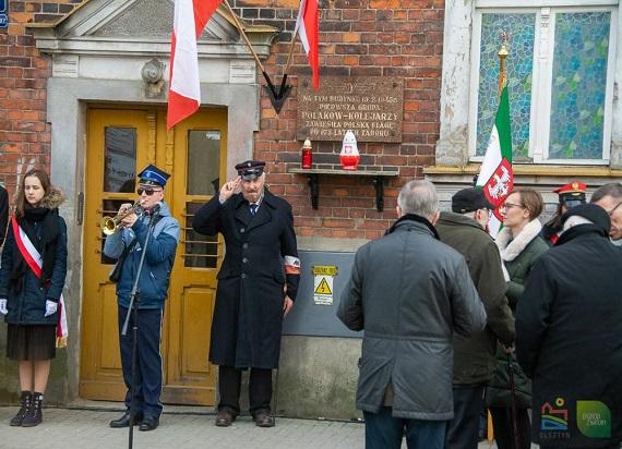 75 lat temu do zrujnowanego Olsztyna przyjechali kolejarze