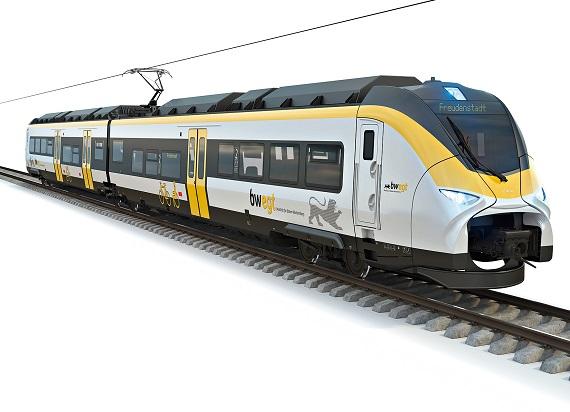 Siemens Mobility z pierwszym kontraktem na pociągi Mireo z zasilaniem akumulatorowym