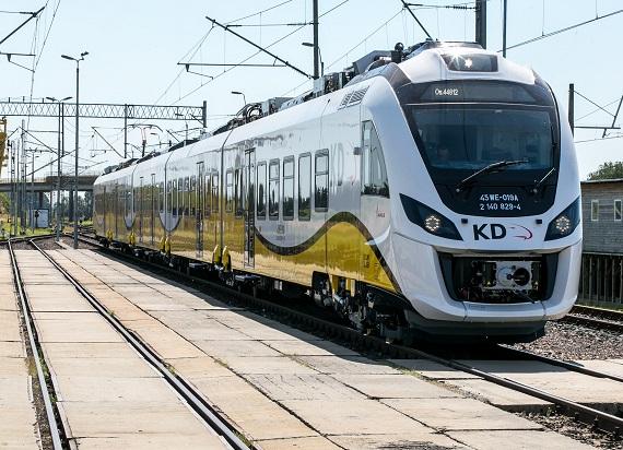 Koleje Dolnośląskie ograniczają siatkę połączeń
