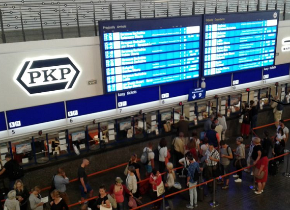 5 mln złotych na walkę z koronawirusem od Spółek z Grupy PKP