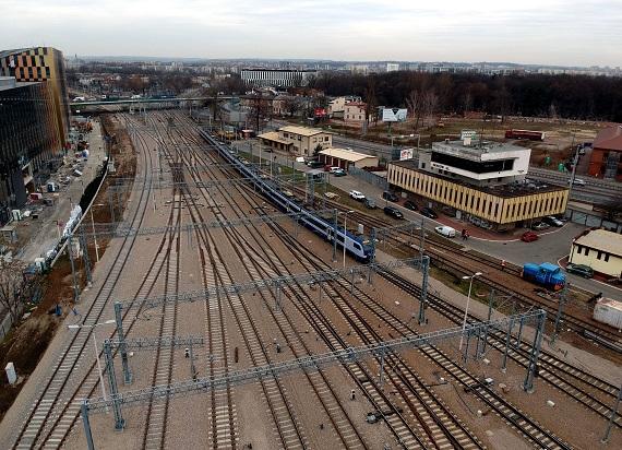 Nowe możliwości kolei w centrum Małopolski