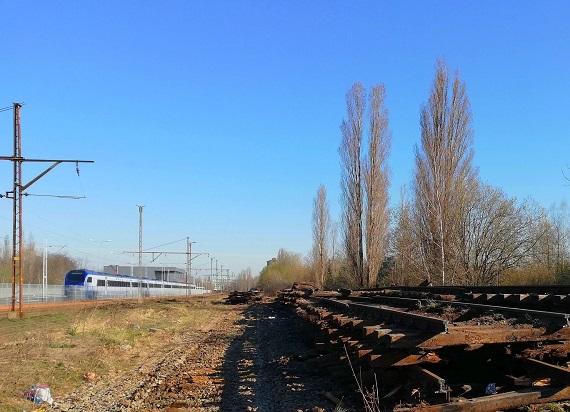 Na stacji Łódź Kaliska będą nowe perony. Ruszyły prace