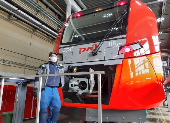 Siemens Mobility dostarcza drukowane w 3D elementy do pociągów w celu poprawy higieny i walki z koronawirusem