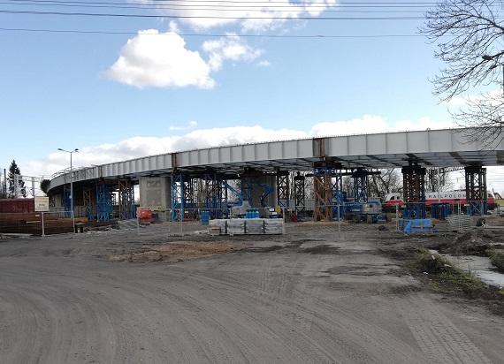 W Sokółce powstanie 142 metrowy wiadukt drogowy nad linią kolejową nr 6