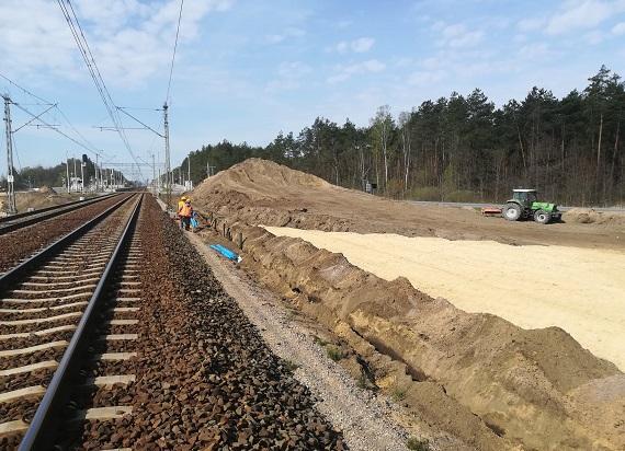 Powstanie 11 skrzyżowań bezkolizyjnych na Rail Baltica