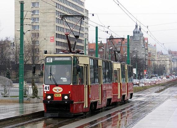 Więcej pasażerów również w komunikacji miejskiej na Śląsku