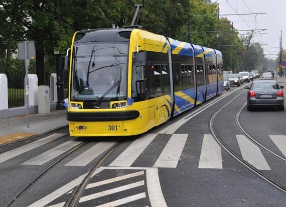 Tylko PESA chce dostarczyć tramwaje do Torunia