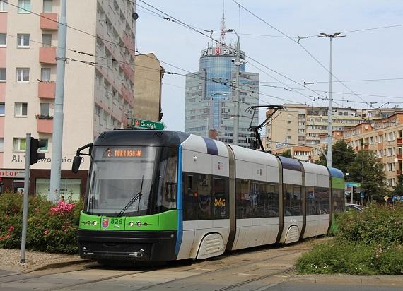 Tramwaje Szczecińskie kupują wagony dwukierunkowe. Zmontują je same