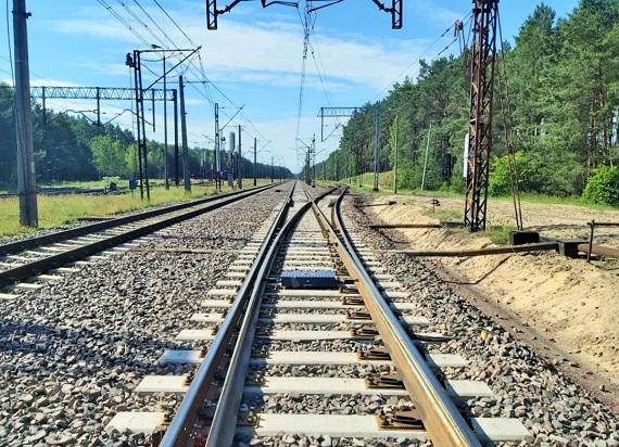 Pociągi towarowe już jeżdżą po nowych torach towarowej obwodnicy Bydgoszczy