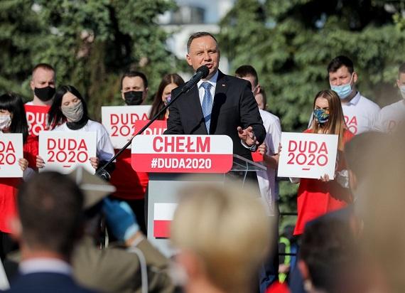 Prezydent potwierdza plan powołania spółki Linia Chełmska Szerokotorowa
