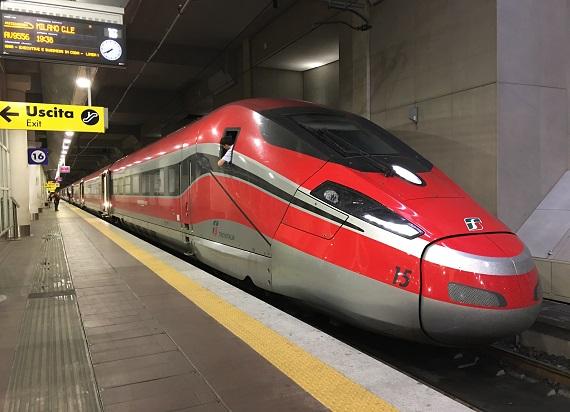 Wodorowe pociągi pojadą po włoskich szlakach kolejowych