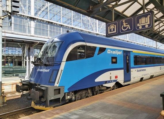 Railjet Vindobona po 5-letniej przerwie wraca na trasę między Berlinem a Wiedniem