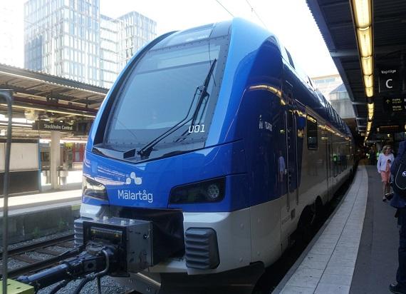 Szwedzi korzystają z opcji i domawiają 12 dodatkowych pociągów Stadler Kiss