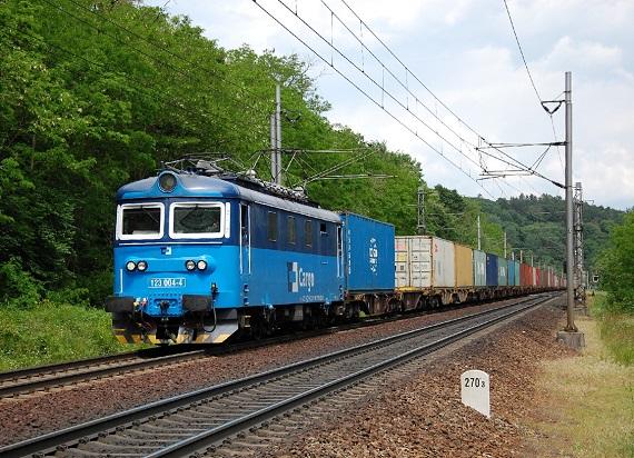 Do Czech dotarł pociąg z sprzętem medycznym z Chin. W transporcie pomogła Spółka PKP LHS