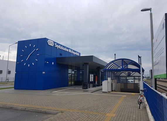 Pierwszy nowy dworzec kolejowy w woj. podkarpackim otwarty [ZDJĘCIA]