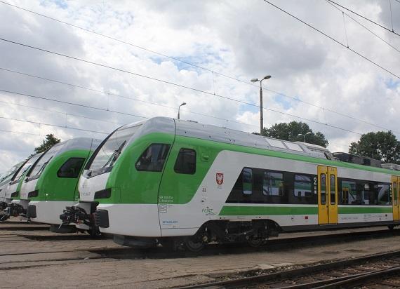 Koleje Mazowieckie uruchomią nowe połączenia wraz z wejściem rozkładu jazdy 2020/2021